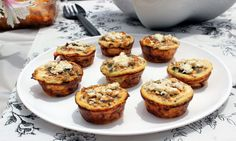 #PartyPlan – Sunday Funday Brunch! | Social and Style | Mini Frittatas