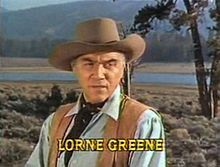Canadian-born Lorne Greene starred as family patriarch Ben Cartwright. Early in the show's history, Ben Cartwright recalls each of his late wives in flashback episodes. A standard practice with most westerns was to introduce some romance but avoid matrimony. Few media cowboys (save Roy Rogers and Fess Parker's Daniel Boone) had on-screen wives. Any time one of the Cartwrights seriously courted a woman, she died from a malady, was slain, or left with someone else.