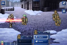 #Android Final Fantasy VI hace su esperada llegada al Play de Android. - http://droidnews.org/?p=612