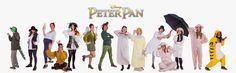 Carnevale 2015 - la classe IV B L in versione cast di Peter Pan