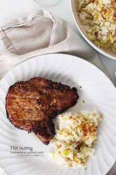 THỊT NƯỚNG || Vietnamese Carmelized Pork Recipe by DiepLicious.com