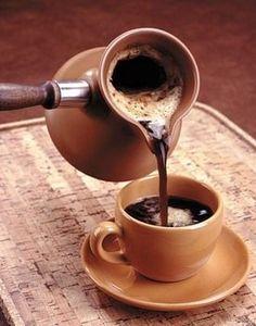 Рецепты кофе.