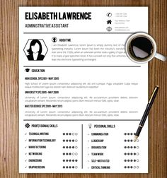 35 best cv resume templates in ms word images resume cv resume