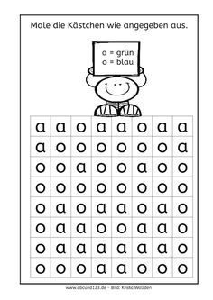 ABC Anlaute und Buchstaben Deckblatt.pdf   Vorschule   Pinterest ...