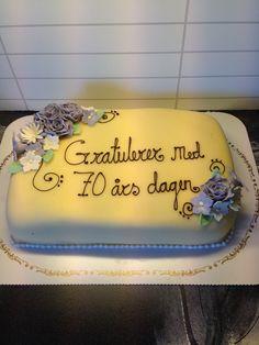 Marsipan kake  Cake made of marsipan