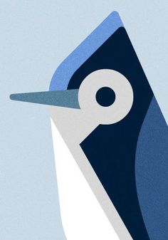 Shape. The Shape of the piece is simplistic and clean but it allows for the viewer to relax. Illustration by josh brill