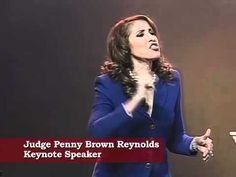 Judge Penny Brown Reynolds - Corporate Counsel Women of Color Conference