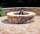 Firepits and Grill Kits Idea & Photo Gallery - Enhance Companies - Brick Paver Installation and Sales - Jacksonville, Gainesville, Orlando, ...