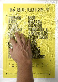 Tenerife Design Festival/// LO SIENTO