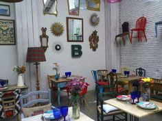 Ric, 27 un restaurante vintage en Zaragoza