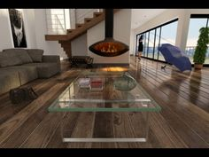 Realistic Glass Material vray rendering 3ds max Tutorial - YouTube