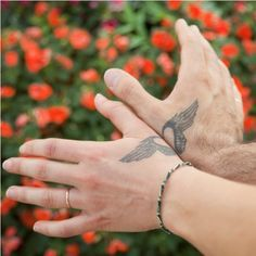Matching Tattoo Ideas for Mother and Son