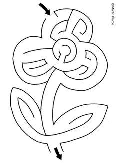 pracovní list Symbols, Letters, Spring, Letter, Lettering, Glyphs, Calligraphy, Icons