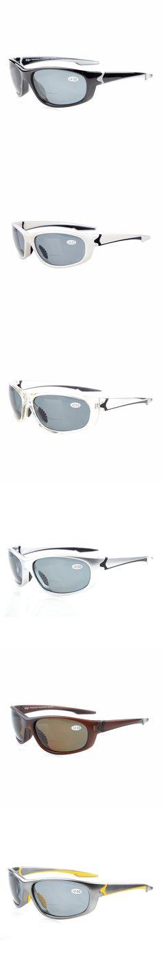 TH6145 Bifocal Eyekepper TR90 Unbreakable Sports Bifocal Sunglasses +1.0/+1.5/+2.0/+2.5/+3.0