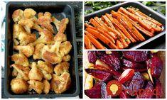 11 geniálnych príloh, na ktoré nepotrebujete zemiaky ani ryžu: Sú zdravšie a také chutné, že zatienia aj hlavný chod! Meals Without Meat, Cauliflower, Carrots, Food And Drink, Chicken, Vegetables, Cooking, Healthy, Ethnic Recipes