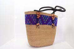 Eco Hand Bag: Water Hyacinth