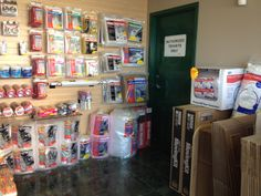 One Stop Shop for All Boxes and Packing Supplies.