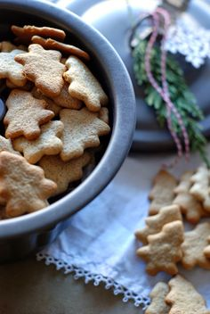Norwegian Pepperkaker Cookies