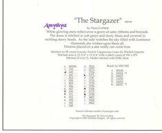 The Stargazer - 2/6 Solo Patrones Punto Cruz | Aprender manualidades es facilisimo.com
