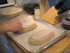 Jak upiec chleb żytni na zakwasie