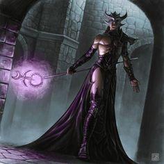 Sorcerer of Slaanesh by