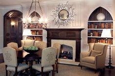 Ghotic living room