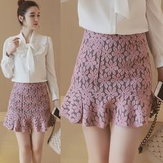 Product Name: TS3501 Crochet Lace Mini Skirt With Ruffle Hem Click On Link To View This Product : http://gurusing.sg/shop/womens-fashion/ts3501-crochet-lace-mini-skirt-ruffle-hem/. We Have Publish More Products And Special Offer Are Going On Our Website GuruSing. Hurry Enjoy Up To 80% Discounts......