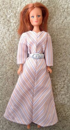 Vintage Hong Kong Doll Barbie Clone Red Hair Hazel Eyes  | eBay