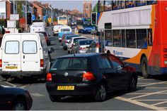 CUTTING edge technology is to be used in a bid to cut traffic jams in Exeter.  Leading researchers are teaming up to find pioneering ways to tackle congestion as the city grows over the coming years....