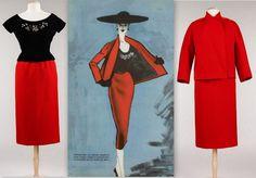 1955 Dinner  suit Dior