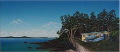 Donna discovered oil painting in It has become a passion culminating in her leaving 20 years of banking to paint professionally. February 2015, Gallery, Beach, Painting, Travel, Image, Art, Craft Art, Paintings