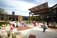<p>This unique learning environment is an important addition to community infrastructure within a fast-growing high-density commercial and residential precinct</p>