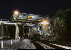 RailPictures.Net Photo: CSXT 8601 CSX Transportation (CSXT) EMD SD50 at Corbin, Kentucky by Ron Flanary