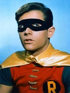 Burt Ward as 'Robin' in Batman (1966-68, ABC)