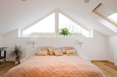 Bespoke Gable End Loft Windows