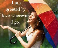 Today, I remember that Life loves me and will reward me. - Louise Hay