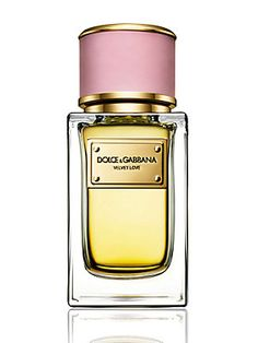 Dolce & Gabbana Velvet Love at Saks Fifth Avenue. Velvet Love's redolent carnation flowers envelop oriental notes, giving in to an exhilarating rush of ylang ylang and pepper.