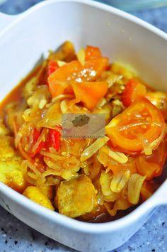 Resepi : Sweet Sour Dory - wetotla