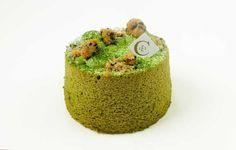 Matcha Angel Cake | Patisserie Ciel