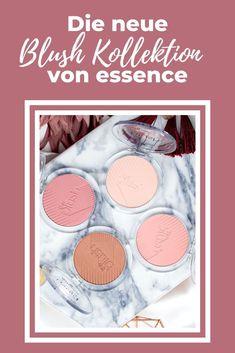 Die neue Blush Kollektion von Essence Mascara, Beauty Review, Bronzer, Blog, Eyeshadow, Make Up, Trends, Stuff Stuff, Red