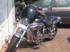 Mint condition GV650. Works perfect, looks perfect, goes like the wind ! Other riders will be wondering what the hell just passed them as you fly by bikes with twice the cc's ! Comfort, power, and