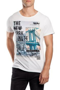 Mossimo | Down Town Minute Tee | Myer Online: