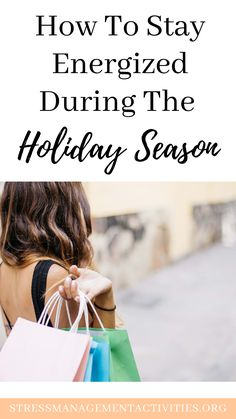 How to stay energized during the holiday season. How to have a stress free holiday! Stress Relief Essential Oils, Stress Relief Gifts, Feeling Fatigued, Holiday Stress, Work Life Balance, Relaxing Music, Diffuser Blends, Energy Level, Feeling Overwhelmed