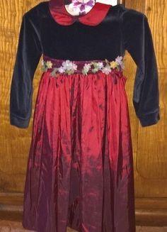 Czarno bordowa sukienka Święta , Bal  rozm 116