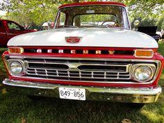 1966 Mercury Custom Cab M-100