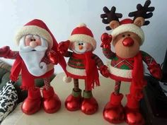 Mary Christmas, Christmas Clay, Christmas Crafts, Xmas Tree, Christmas Tree Ornaments, Christmas Decorations, Holiday Decor, Santa And Reindeer, Sewing Toys