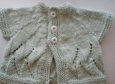 Ravelry: Project Gallery for Meadowsweet Cardigan pattern by Sarah Franklin