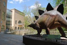 "#Atlanta's Fernbank Museum was named one of the ""10 best places to see dinosaurs"" by @Jill Meyers Jackson Norris TODAY!"