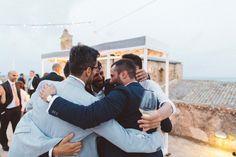groomsmen love | via: the lane
