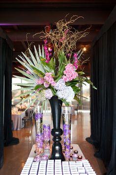 Un bouquet aux accents roses   www.maddyk.com